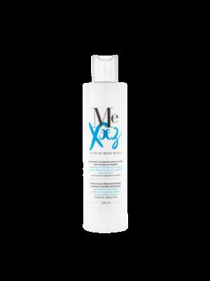 Shampoing Mexeez sans sulfates - 2en1 barbes et cheveux crépus, frisés, bouclés